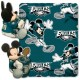 Blanket with Disney Hugger